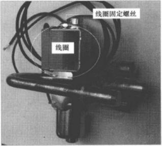 电磁换向阀(四通阀)的作用和结构 - 重庆格力空调维修图片